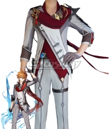 Genshin Impact Childe Cosplay Costume
