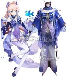 Genshin Impact Kokomi Cosplay Costume