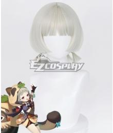 Genshin Impact Sayu Grey Cosplay Wig