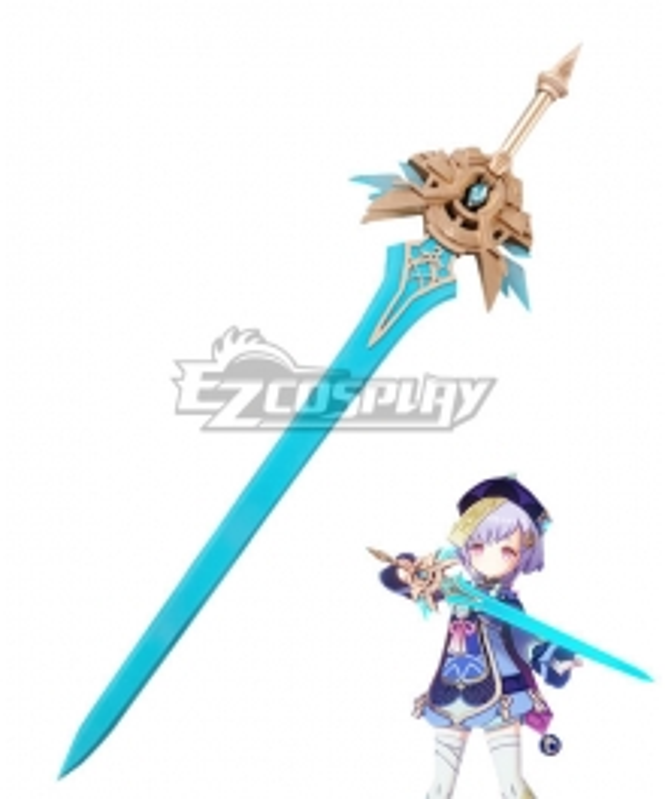 Genshin Impact Skyward Blade Cosplay Weapon Prop