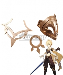 Genshin Impact Barbara Magic Book Cosplay Accessory Prop