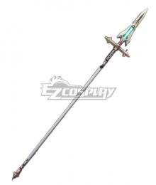 Genshin Impact Xiangling Zhongli Xiao Favonius Lance Polearms Cosplay Weapon Prop