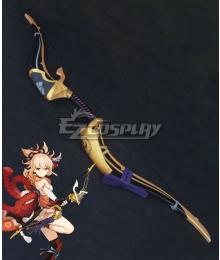 Genshin Impact Yoimiya Cosplay Weapon Prop