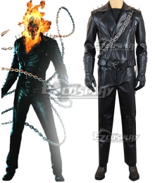 Ghost-Rider Ghost Rider Halloween Cosplay Costume