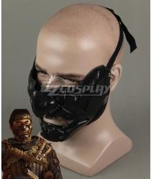 Ghost of Tsushima Jin Sakai Mask Cosplay Accessory Prop
