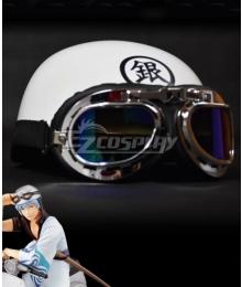 Gintama Sakata Gintoki Helmet Cosplay Accessory Prop