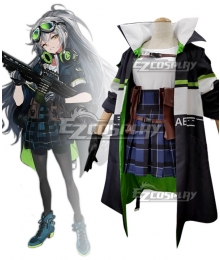 Girls' Frontline AEK-999 Cosplay Costume