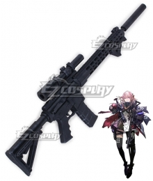 Girls' Frontline AR15 New Model Assault Rifle Gun Cosplay Weapon Prop