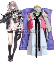 Girls Frontline AR15 Uniform Cosplay Costume