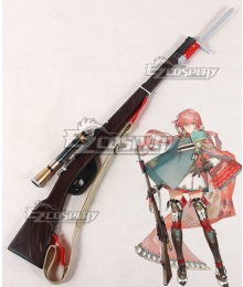 Girls' Frontline Carcano M1891 Gun Cosplay Weapon Prop