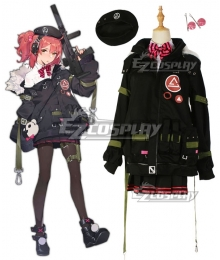 Girls' Frontline Heckler & Koch Maschinenpistole 7 MP7 Cosplay Costume