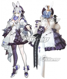 Girls' Frontline HK416 Uniform Cosplay Costume