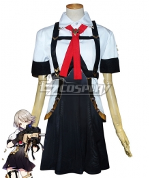 Girls' Frontline KRISS Vector Cosplay Costume