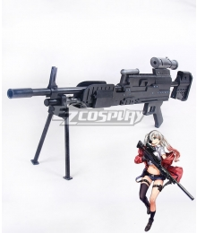 Girls' Frontline Lightweight Medium Machine Gun LWMMG Gun Cosplay Weapon Prop