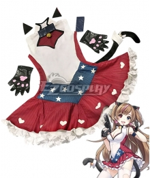 Girls Frontline MK23 Cosplay Costume