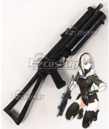Girls' Frontline PP-19 Bizon Gun Cosplay Weapon Prop