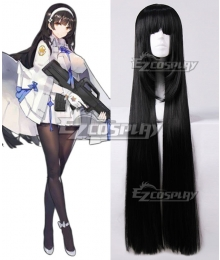 Girls Frontline QBZ95 Black Cosplay Wig