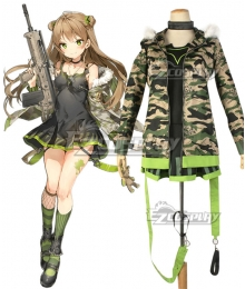 Girls' Frontline Rifle Forward-ejection Bullpup RFB Cosplay Costume