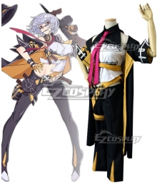 Girls' Frontline Thompson Submachine Gun Cosplay Costume