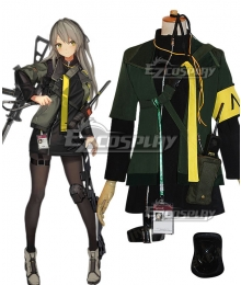 Girls Frontline UMP40 Cosplay Costume - No Bag