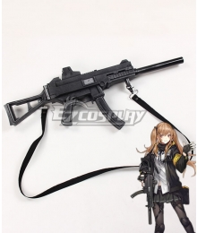 Girls Frontline UMP9 Gun Cosplay Weapon Prop