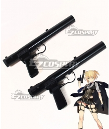 Girls' Frontline Welrod MkII MK2 Two Gun Cosplay Weapon Prop
