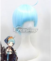 Girls' Frontline Zas M21 Zastava M21 Blue Cosplay Wig