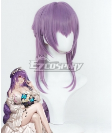 Girls Frontline ZB-26 The 1000th Paper Crane Purple Cosplay Wig