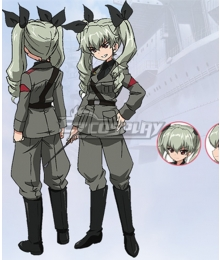 Girls und Panzer Chiyomi Anzai  Anchovy Costume