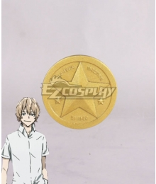 Gleipnir Shuichi Kagaya Coin Cosplay Accessory Prop