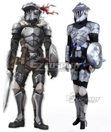 Goblin Slayer Goblin Slayer Armor Cosplay Accessory Prop - Including Knifes