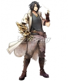 God Eater 2 Rage Burst Lindow Amamiya Cosplay Costume