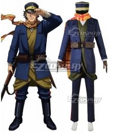 Golden Kamuy Sugimoto Saichi Cosplay Costume