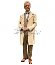 Good Omens Aziraphale Cosplay Costume