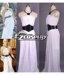 Game of Thrones Daenerys Targaryen PROM Dress Cosplay Costume