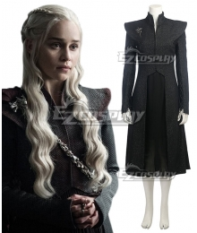 Game of Thrones Season 7 Daenerys Targaryen Cosplay Costume - A Edition