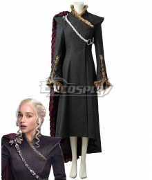 Game of Thrones Season 7 Daenerys Targaryen Cosplay Costume - New Premium Edition