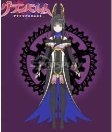 GRANBELM Fukami Shingetsu Ernesta Cosplay Costume