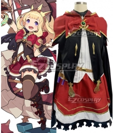 Granblue Fantasy Cagliostro Cosplay Costume