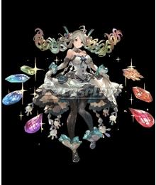 Granblue Fantasy De La Fille Cosplay Costume