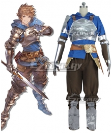 Granblue Fantasy Gran Cosplay Costume
