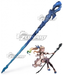 Granblue Fantasy Io Euclase Cosplay Weapon Prop
