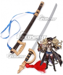 Granblue Fantasy Monika Cosplay Weapon Prop