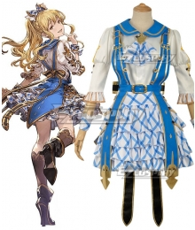 Granblue Fantasy Vira Idol Clothes Cosplay Costume
