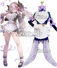 Grandblue Fantasy Narmaya Uniform Cosplay Costume