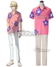 Great Pretender Laurent Thierry Cosplay Costume