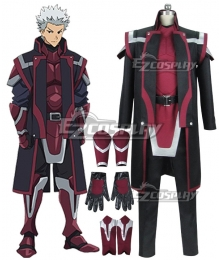 Grimgar of Fantasy and Ash Renji Cosplay Costume