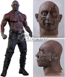 Guardians of the Galaxy 2 Drax The Destroyer Arthur Sampson Douglas Mask Cosplay Accessory Prop