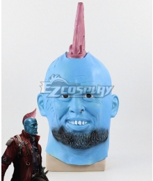 Guardians of the Galaxy 2 Yondu Udonta Mask Cosplay Accessory Prop