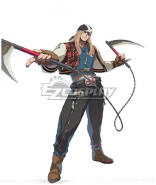Guilty Gear STRIVE Axl Low Cosplay Costume